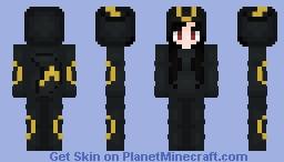 Umbreon Onesie Minecraft Skin