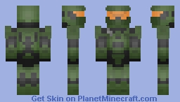 Halo 4 Master Chief (Suggestion by: Wvyern)