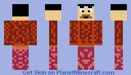 War-Man Minecraft Skin