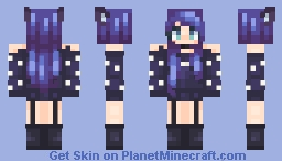 ιιƤιχєℓ | A skin for my friend (^-^)/ Minecraft Skin