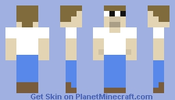 32x32 skin (verry bad) Minecraft Skin