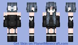 ~ Fake Minecraft Skin