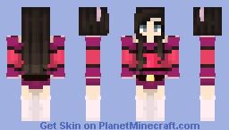 €łłα | Cutie Raspberry Minecraft Skin