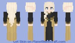 Golden Elfess [LoTC] Minecraft Skin