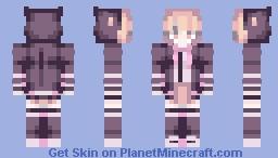 I won't disappear. Minecraft Skin