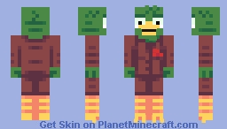 Duck - Don't Hug Me, I'm Scared Minecraft Skin