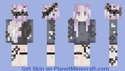 fallen angel Minecraft Skin