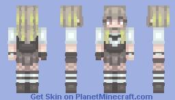 boombayah Minecraft Skin