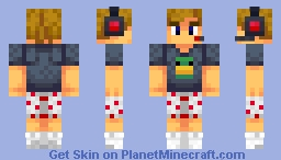Me On Saturdays (75 Subscriber Special!!!!!) Minecraft Skin