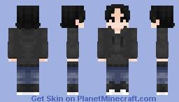 i am me Minecraft Skin