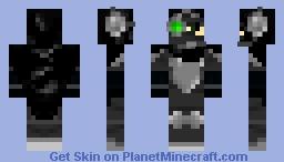 Mr Miner 2.0 Minecraft Skin