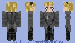 ~Hyst~ Skyrim Nightingale Minecraft Skin