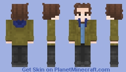 Peter Parker (The Amazing Spiderman) - request from Oblivioncik - Glasses version is in the description! Minecraft Skin