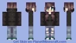 CUte emooo Minecraft Skin