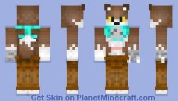 Orlando - LupisVulpes Minecraft Skin