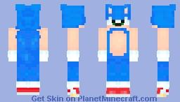 .:Thea:. ღ Modern Sonic ღ Minecraft