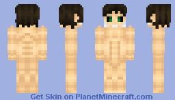 Titan Eren Minecraft Skin
