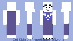 Toriel Minecraft Skin