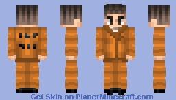twenty one pilots-Tyler Joseph (Heathens) Minecraft Skin