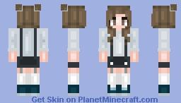 •*Luveyy*• c: Minecraft Skin
