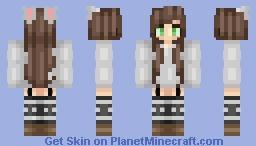 bunny lol Minecraft Skin