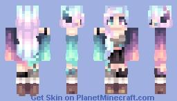 Dawn & Dusk Minecraft Skin