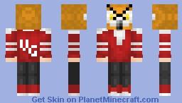Vanoss Minecraft Skin