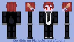 Tom (Star vs. the Forces of Evil) Minecraft Skin
