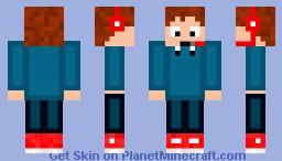 Talking Gamer (ACTUALLY WORKS!) Minecraft Skin