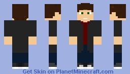 BARRY ALLEN Minecraft Skin
