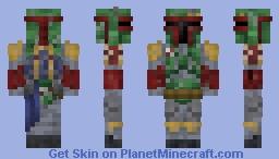 Boba Fett (Star Wars)~ Minecraft Skin