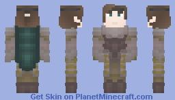 Robin The Italian Stallion [Lotc] Minecraft Skin