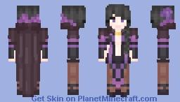 elsa granhirte (re:zero) Minecraft Skin