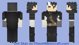 Berserk - Guts [Berserker Armour] [1.8] Minecraft Skin
