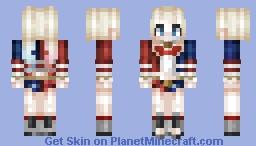 ♦♥ Harley Quinn ♢♡ Minecraft Skin