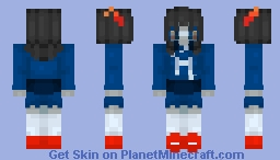 Aranea Serket Minecraft Skin