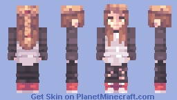 I'm gonna be redoing one more skin and that's it I swear Minecraft Skin