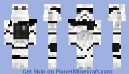 Imperial Heavy Trooper Minecraft