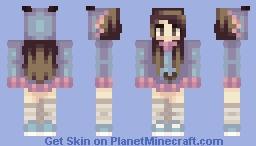 ( ̄。 ̄)~zzz Minecraft Skin