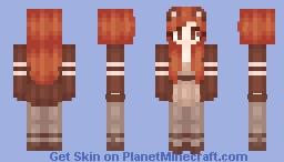 redone Minecraft Skin