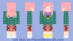 Hata no Kokoro Minecraft Skin