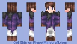 Wanderer (Request) Minecraft Skin