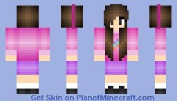 Mabel Pines (Gravity Falls) Minecraft