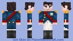Napoléon Minecraft Skin