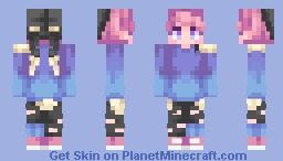 Stuffed Boys (Added Girl Version) Minecraft Skin