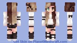 ~OC Oaklen~ Minecraft Skin