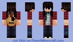 I'm back. (Current Skin) Minecraft Skin