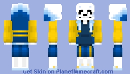 OuterTales Sans Minecraft