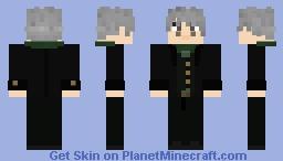RWBY - Ozpin (V2.0) Minecraft Skin