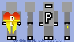 Deluxe_PIME2091 Minecraft Skin